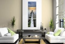 Seascape Photography Wall Art / Triptych Seascape Photography Wall Art. / by Matthew Sully