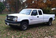 2006 Chevrolet Silverado 2500 - $11,500 / Make:  Chevrolet Model:  Silverado 2500 Year:  2006  Exterior Color: White Interior Color: Gray Vehicle Condition: Good   Phone:  903-570-8318   For More Info Visit: http://UnitedCarExchange.com/a1/2006-Chevrolet-Silverado%202500-117596208953