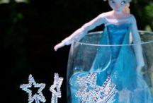Anniversaire Reine des neiges / Idées pour un anniversaire reine des neiges