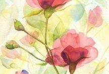 Loose Watercolour tutorials