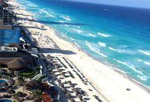 Cancun, Mexico / One beautiful beach city.