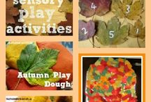 Autumn activities / Activities for Autumn