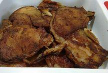 Carré ao forno / A receita está em meu site www.paneladechocolate.com.br