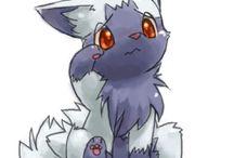 Dark type Pokemon