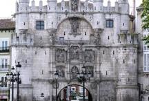 Burgos, Castilla y León, España (Spain) / Imágenes de Burgos (Castilla y León, España) y su provincia. Spain, Espagne, Spanien, Espanha, إسبانيا , 西班牙 , スペイン / by Turismo en España - Tourism in Spain