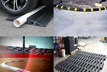 Construction Products / RubberForm has worked with road safety and construction experts to engineer American-Made products that save money for tax payers and commercial builders.