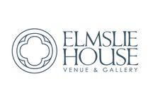 Elmslie House Logo development / New venue launching