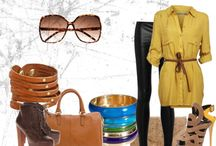 Outfits / by Tea Maier