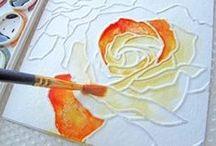 Maľovanie na skle
