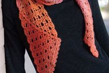 Neck-ed Crochet / Scarves, Cowls, Toppers