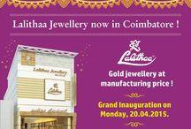Lalithaa Jewellery - Coimbatore Showroom