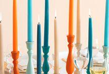 Candle DIYs / by Fee-Jasmin Rompza