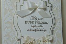 Stampin Up! Wedding