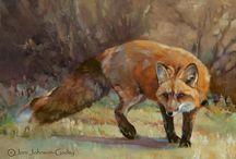 Animal Art / by Heather McCaw Kerley