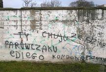 http://www.namurach.pl / Tablica jest poświęcona szeroko pojętej sztuce miejskiej. Znajdziecie tu najlepsze graffiti, szablony i murale - jednym słowem prawdziwy street art !