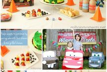 Disney Party! / Disney themed party decor, recipes, activities, and other tips to make your Disney Party spectacular! / by Kelly Stilwell