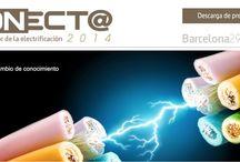 CONECT / EL día 2 de se celebra en el #WTCBarcelona unas jornadas organizadas por #CONECT@ en torno a tres áreas: Zona de Exposición: Para Plantear tus necesidades y/o conozcas las novedades de nuestros productos directamente de la mano de las empresas fabricantes.   http://www.conecta14.com/