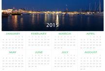 Calendar 2015 / We offer you the Calendar of 2015!!!