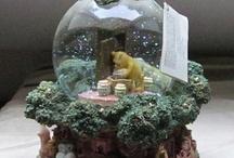 Pooh globes
