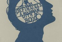 Madman with a box / by Erin Granville