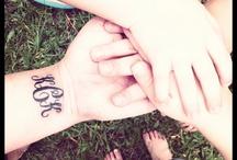 Tattooooooos:) / by Alisa Gutierrez Jassel
