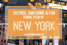 Things to do in NYC ;)