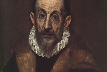 EL GRECO....ΔΟΜΗΝΙΚΟΣ ΘΕΟΤΟΚΟΠΟΥΛΟΣ...Ο ΚΡΗΣ / Ζωγραφική....Πίνακες του Θεοτοκόπουλου....Painting ... Pictures of El Greco