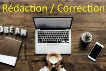 Rédaction/ Correction