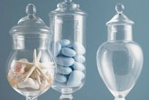 apothecary jars / by Carole Ouellette Kerr