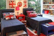 Americana Room Redo