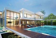 A wonderful modern Villa made for outdoor living