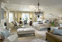 Master bedroom ideas / by Wendy Rodgers