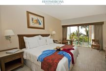 Habitaciones / Descubre los detalles que harán de tu estancia, experiencias inolvidables.   por Fiesta Americana Puerto Vallarta