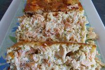 pain au deux saumon