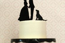 Wedding Cake Topper Inspiration
