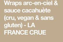 Crue cuisine