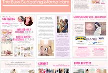 {Blog} Tips and Tutorials / Tips, tricks and tutorials for all things blogging and social media. / by Kimber - The Pinning Mama