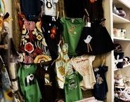 kids cloth display / by d t