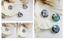 Jewelry Swarovski Crystals Rivoli Bikone