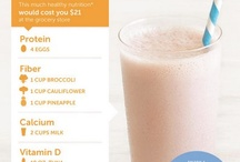 Smoothee Recipes / by Erika Cohen