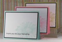 Card Ideas / by Phyllis Welker