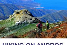 Andros Hiking / Andros Hiking