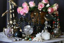 KM Jewellery / KM Jewellery. Original vintage-style jewellery    Авторские ювелирные изделия