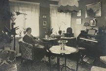 1920s Interiors