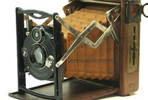 vintage cameras / by Robert Henry