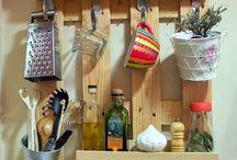 Especiero cocina