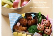 Bento and kawaii food