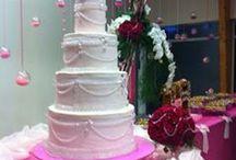 Gâteaux mariage  / Organisation de Marthe Boulanger Callewaert