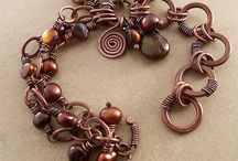 Wire Wrapping / Wire Wrapped Jewelry