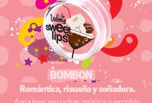 Sweet Lips / by Cosméticos Valmy